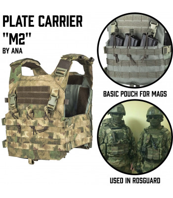"Plate Carrier ""M2"""