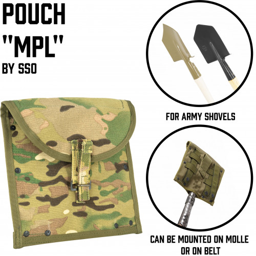 "Pouch ""MPL"""
