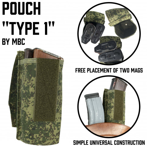 "Pouch ""Classic"""