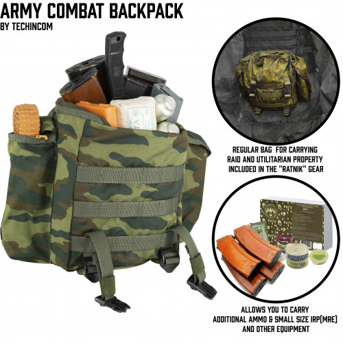 Army Combat Backpack