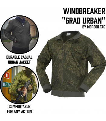 "Windbreaker ""Grad Urban"""