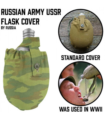 Russian Army USSR Flask Cover