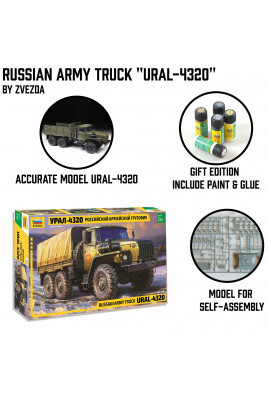 Russian Army Truck