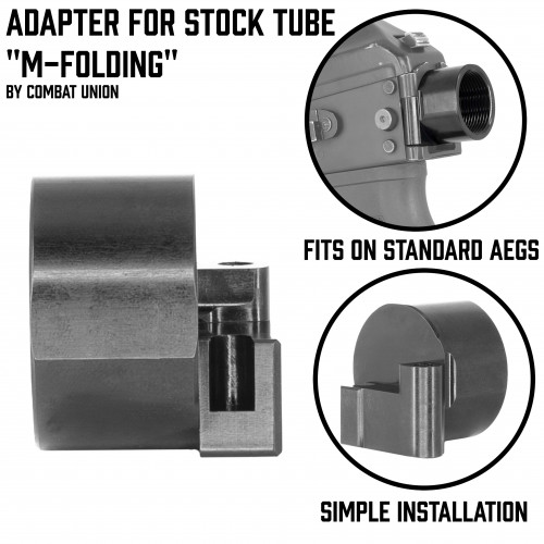 "Adapter ""M-tube"""