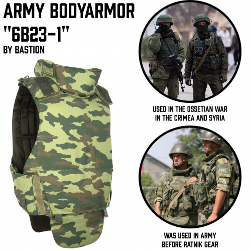 Army Bodyarmor 6B23-1