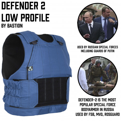 Defender 2 Low Profile