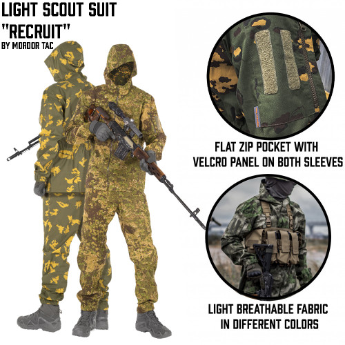 "Light Scout Suit ""Recruit"""