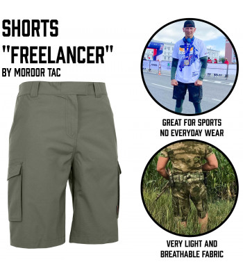 "Shorts ""FreelanceR"""