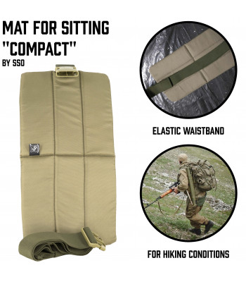 "Mat for Sitting ""Compact"""