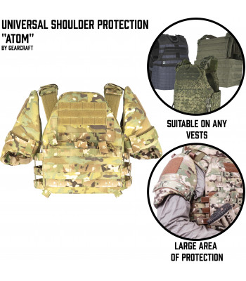 "Universal Shoulder Protection ""Atom"""