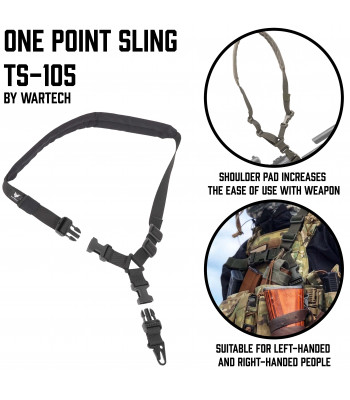 One Point Sling TS-105