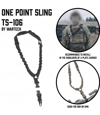 One Point Sling TS-106