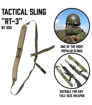 "Tactical Sling ""RT-3"""
