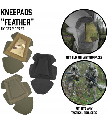 "Kneepads ""Feather"""