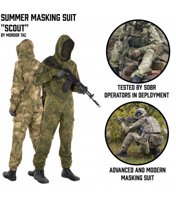 "Summer Masking Suit ""Scout"""