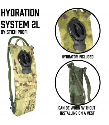 "Hydration System ""Stich"" 2L"