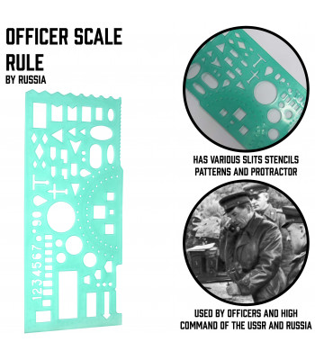 Officer scale rule