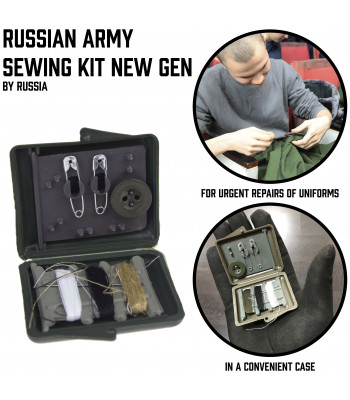 Russian Army Sewing Kit New Gen