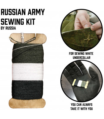 Russian Army Sewing Kit