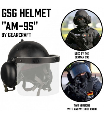 "GSG Helmet ""AM-95"""
