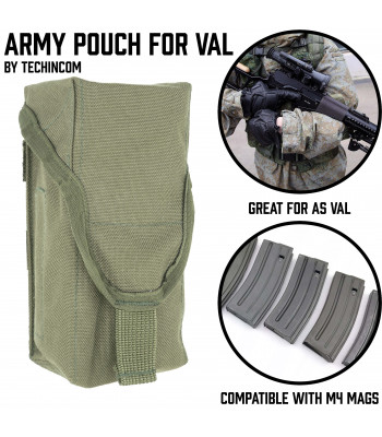Army Pouch for VAL