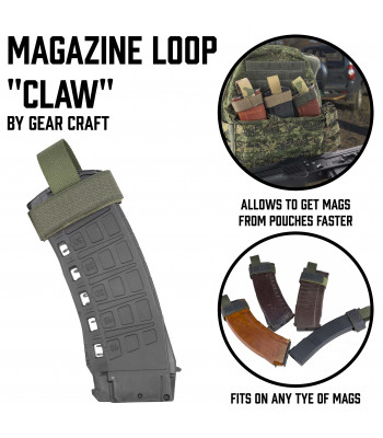 "Magazine Loop ""Claw"""