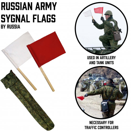Russian Army Sygnal Flags