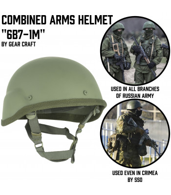 "Combined Arms Helmet ""6B7-1M"""