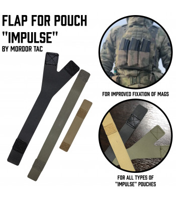 "Flap for Pouch ""Impulse"""