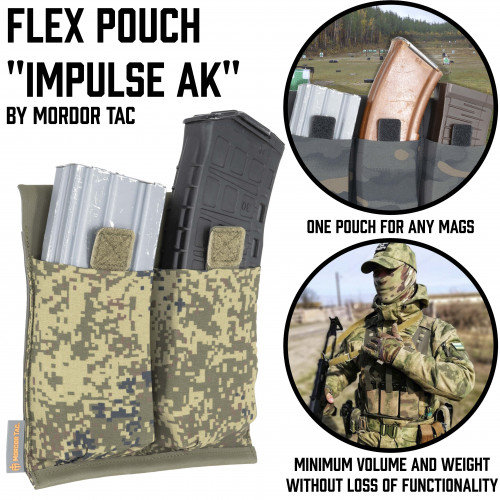 "Flex Pouch ""Impulse AK"""