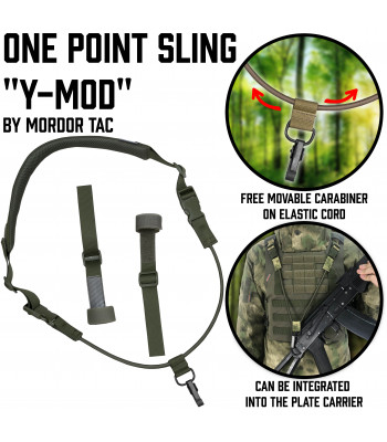 "One point sling ""Y-MOD"""