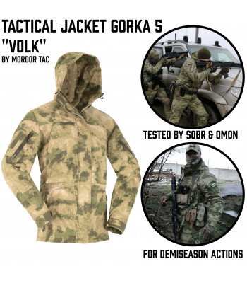 "Tactical Jacket Gorka 5 ""VOLK"""