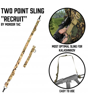 "Two point sling ""Recruit"""