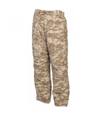 6th Layer Warm Windproof Suit (KSOR camo)