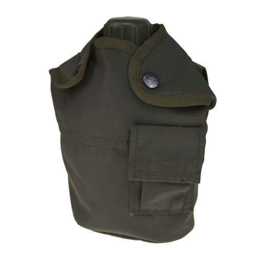 Pouch for US flask MOLLE