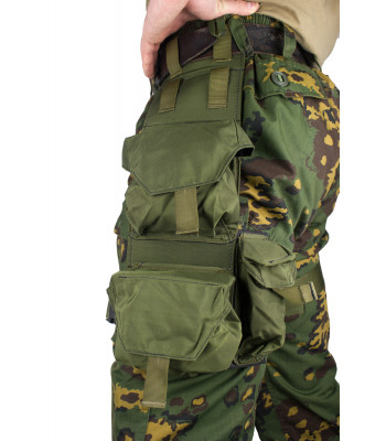 "Tactical leg bag ""Rassomaha"""