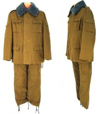 "USSR Army Winter Suit ""Afghanka"""