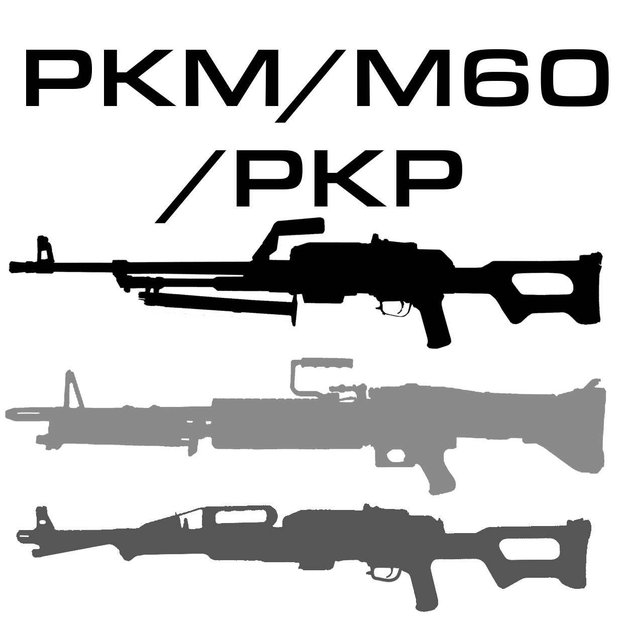 Hop-Up Chamber for PKM/M60/PKP