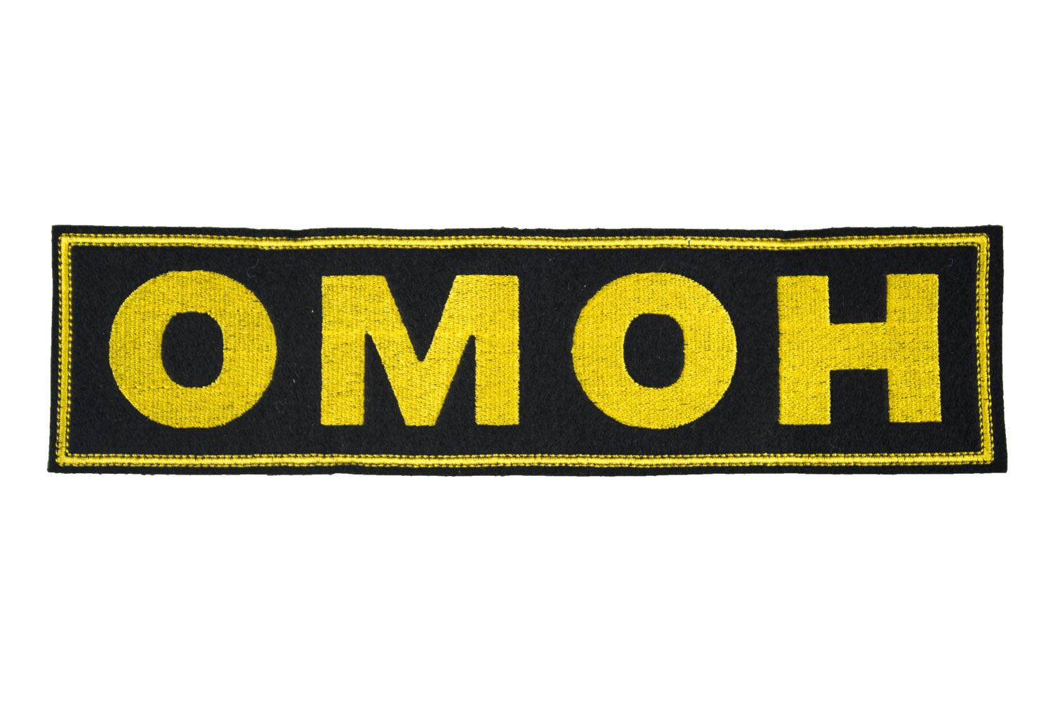 OMON Back Patch