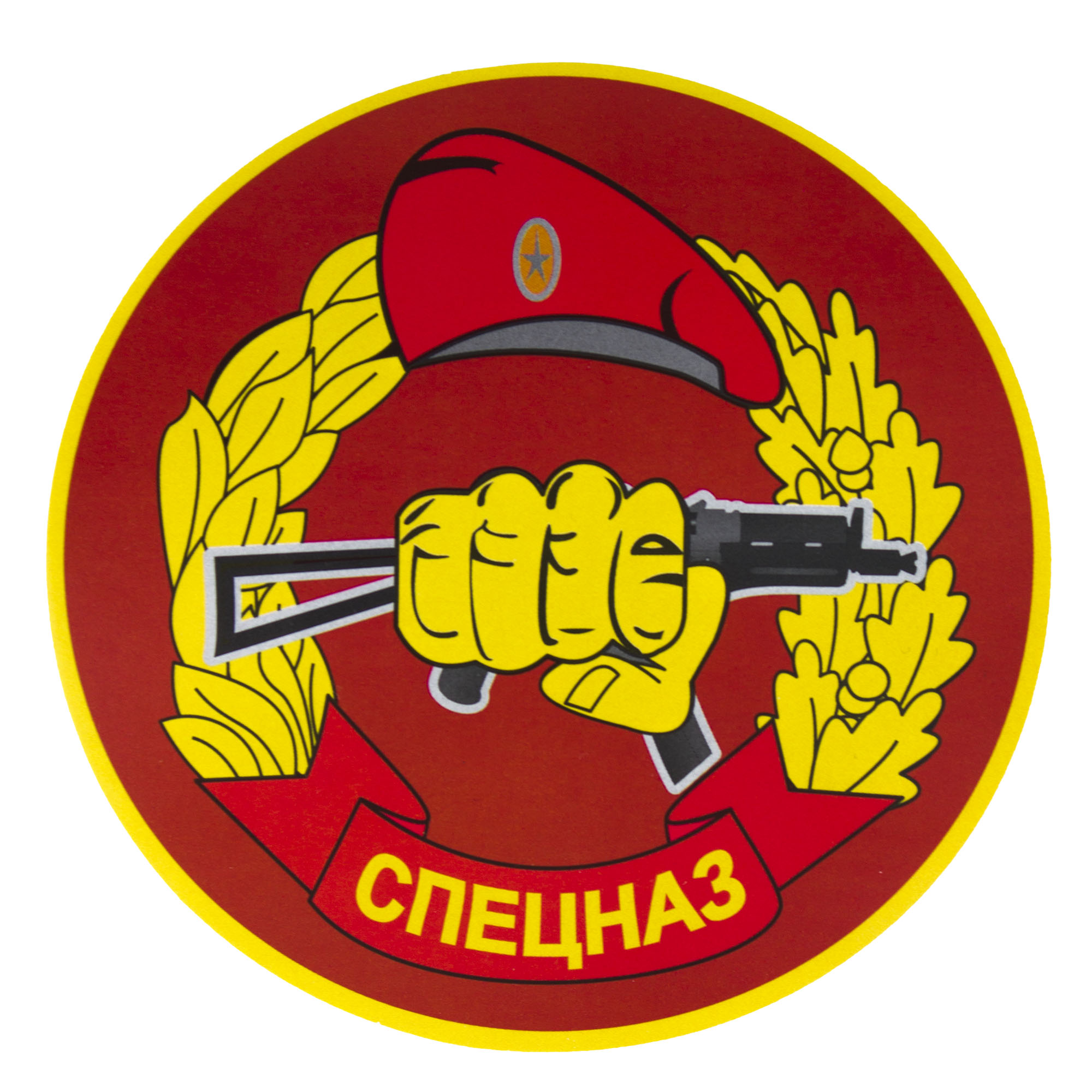 SPETSNAZ sticker