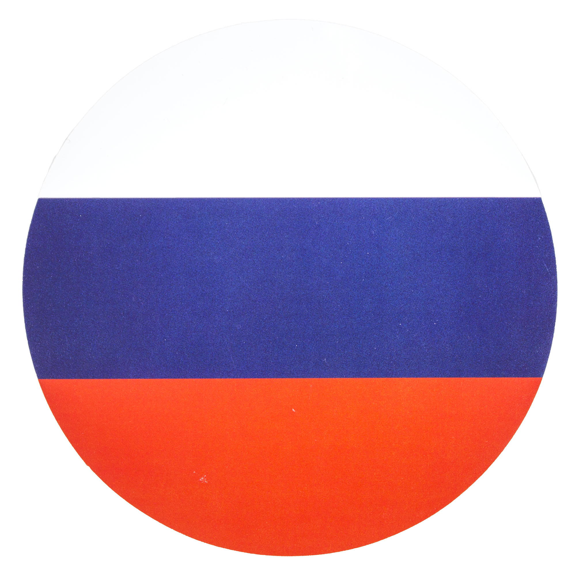Russian Tricolor sticker